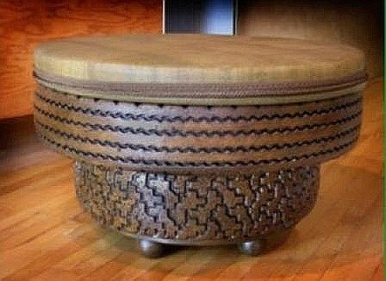 Мягкая мебель для дачи своими руками