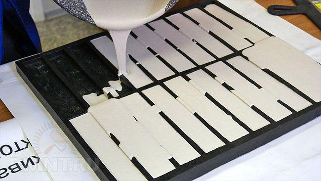 Изготовление формы из силикона. своими руками 231