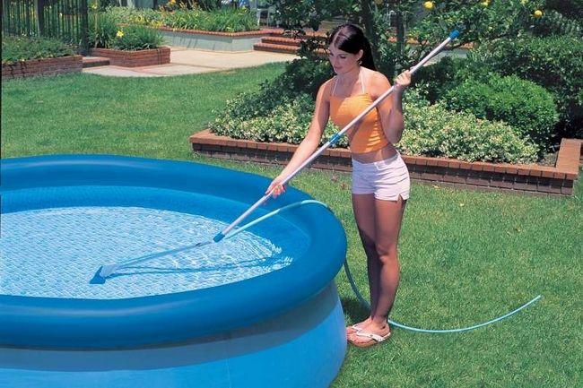 Как сделать пылесос для воды