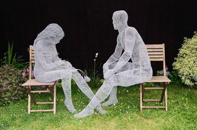 Скульптуры как своими руками