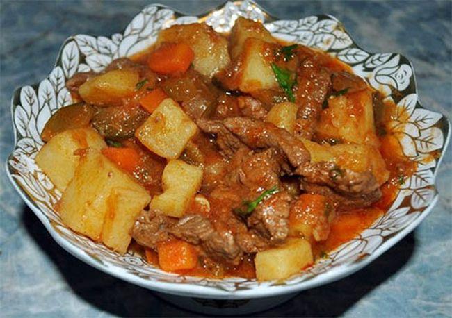 Азу по-татарски видео рецепт
