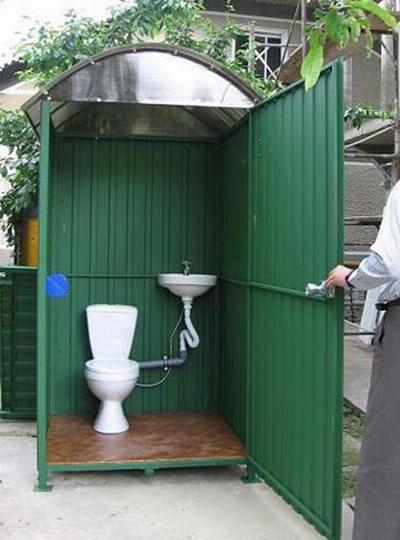 Туалет для дачи своими руками: выбор постройки, возведение, обустройство