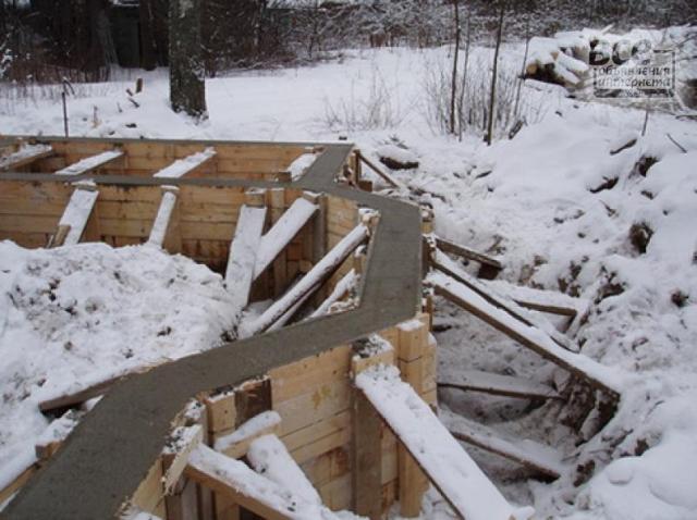 Зимний бетона бетон кострома бераз